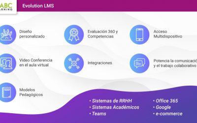 Evolution LMS: versión ampliada de Moodle para potenciar proyectos de capacitación exigentes